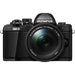 Фотоаппарат Olympus OM-D E-M10 Mark II Black + 14-42mm + 40-150mm