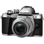 Фотоаппарат Olympus OM-D E-M5 Mark II Silver + 14-42mm