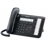 Проводной телефон Panasonic KX-DT543RU-B