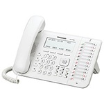 Проводной телефон Panasonic KX-DT546 White