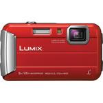 Фотоаппарат Panasonic DMC-FT30 Red (DMC-FT30EP-R)