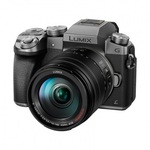 Фотоаппарат Panasonic Lumix DMC-G7 Silver + 14-140mm