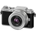 Фотоаппарат Panasonic Lumix DMC-GF7 Silver + 12-32mm