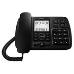 Телефонный аппарат Philips CRX500B/51 Black