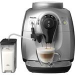Кофемашина PHILIPS HD8654/59 черный/серебристый