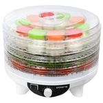 Сушилка для овощей и фруктов Polaris PFD 0205AD White