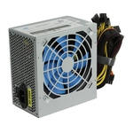 Блок питания 600W PowerCool ATX-600-APFC