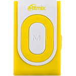 MP3 плеер Ritmix RF-2400 4Gb White-Yellow