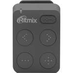 MP3 плеер Ritmix RF-2500 8Gb Dark Gray