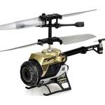 Игрушка на пульте управления Silverlit Вертолет Spy Cam Nano 84729