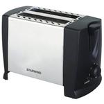 Тостер Starwind SET1576 Black/Silver