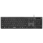 Клавиатура Sven Elegance 5800 Slim Black USB