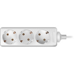 Удлинитель Sven Power strip Standard 3G-3/3m White