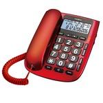 Телефонный аппарат teXet TX-260 Red