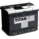 Автомобильный аккумулятор TITAN Standart 62.0VL 62 А/ч