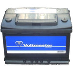 Автомобильный аккумулятор VoltMaster 12V (74 А/ч)