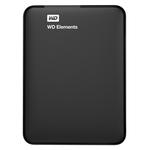 Внешний жесткий диск WD Elements Portable 500GB (WDBUZG5000ABK)