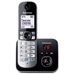 Радиотелефон Panasonic KX-TG6821RUM Grey