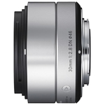 Объектив Sigma A 30mm f/2.8 DN Micro 4:3 Silver