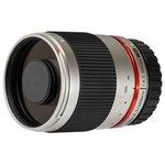 Объектив Samyang 300mm f/6.3 Reflex ED UMC CS Black (Canon M)