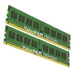 Оперативная память Kingston ValueRAM 2x4GB DDR3 PC3-10600 [KVR13N9S8HK2/8]