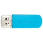 16GB USB Drive Verbatim Store n Go Mini Tattoo Rose 49885 White