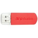 8GB USB Drive Verbatim Store n Go Mini Graffiti 98165 красный/рисунок