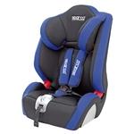 Автокресло Sparco F1000K Black/Blue (SPC/DK-350 BK/BL)