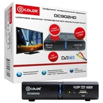 Приемник цифрового ТВ D-Color DC902HD