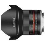 Объектив Samyang 12mm f, 2.0 NCS CS Black (Mikro 4, 3)