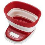 Кухонные весы Oursson KS5006PD/RD Red