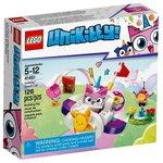Конструктор LEGO Unikitty 41451 Машина-облако Юникитти