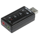 Звуковая карта USB C-Media TRAA71 (CM108), RTL