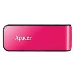 USB Flash Apacer AH334 Pink 8GB [AP8GAH334P-1]