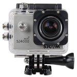 Экшн-камера SJCAM SJ4000 Wi-Fi Pink