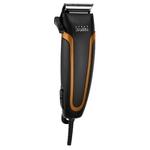 Машинка для стрижки волос Delta DL-4044 (черный/синий)
