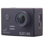 Экшн-камера SJCAM SJ5000 WiFi серебристый