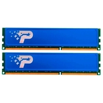 Оперативная память Patriot Signature 2x4GB KIT DDR3 PC3-10600 (PSD38G1333KH)
