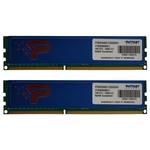 Оперативная память Patriot Signature Line 2x4GB DDR3 PC3-12800 [PSD38G1600KH]