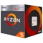 Процессор AMD Ryzen 5 2400G (BOX)