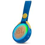 Беспроводная колонка JBL JR Pop (синий)