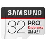 Карта памяти Samsung PRO Endurance microSDHC 32GB + адаптер