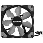 Вентилятор 120mm Raidmax RX-120SR-R RED