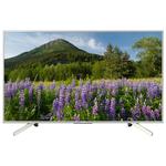 Телевизор Sony KD-55XF7077 серебристый