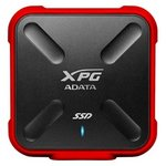 Внешний жесткий диск USB3.1 A-Data 1TB SD700X (ASD700X-1TU3-CRD) Red