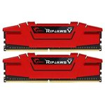 Оперативная память G.Skill Ripjaws V 2x8GB DDR4 PC4-19200 (F4-2400C15D-16GVR)