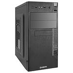 Корпус MicroATX Exegate QA-411 Black без БП