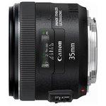 Объектив Canon EF IS USM (5178B005) 35мм f/2 черный