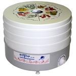 Сушилка для овощей и фруктов Ротор СШ-002-06 5 поддонов