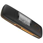 MP3 плеер Digma U3 direct USB 4Gb Black/Orange